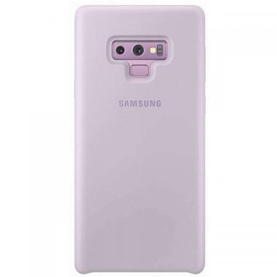 Samsung Silicone Cover Mobile phone case - Paars