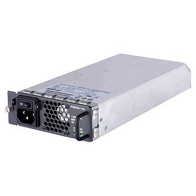 Hewlett Packard Enterprise 5800 300W AC Power Supply Switchcompnent - Metallic