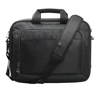 Dell apparatuurtas: Professional Topload Carrying Case - 14 inch - Zwart
