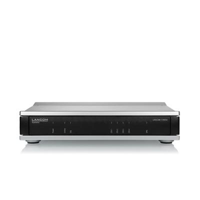 Lancom Systems 1790VA Router - Zwart,Grijs