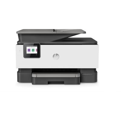 HP OfficeJet Pro 9015 Multifunctional - Zwart, Cyaan, Magenta, Geel