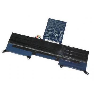 Acer batterij: 3 Cell - Zwart