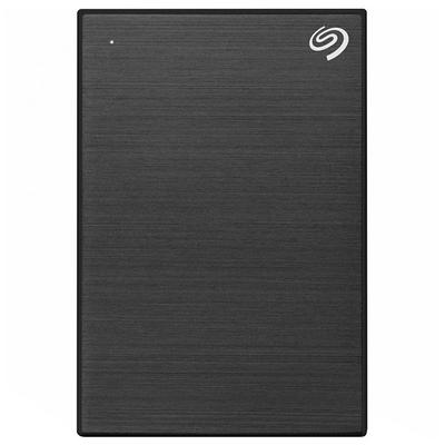 Seagate One Touch 2000GB, USB 3.1 Type-C, Black - Zwart