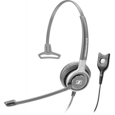 Sennheiser SC 630 Headset - Zwart, Zilver