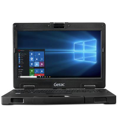 Getac S410 G3 - QWERTY Laptop - Zwart,Grijs