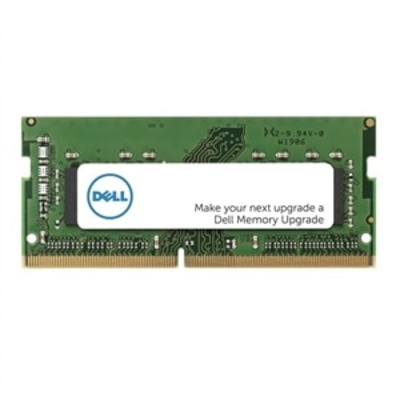 DELL 8GB, SODIMM, 2666 MHz, Unbuffered, DDR4, 260 Pin RAM-geheugen