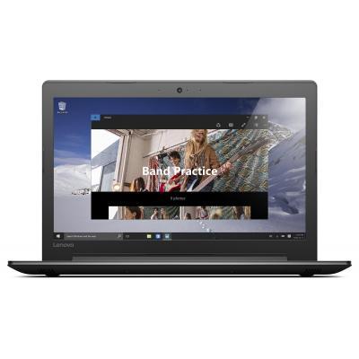 Lenovo laptop: IdeaPad 310 15 - Zwart, Zilver