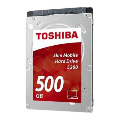 Toshiba interne harde schijf: L200 500GB
