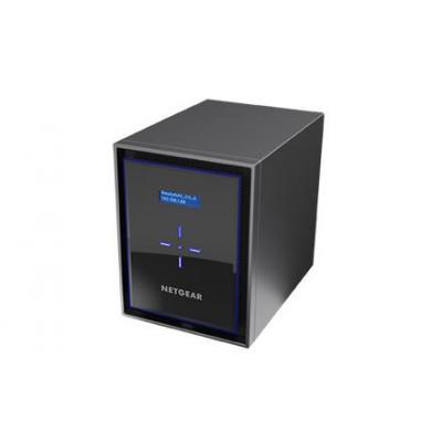 Netgear ReadyNAS 426 NAS - Zwart