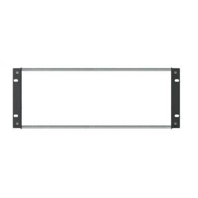 TV One ONErack 6RU chassis without modules and power supply Rack toebehoren - Zwart