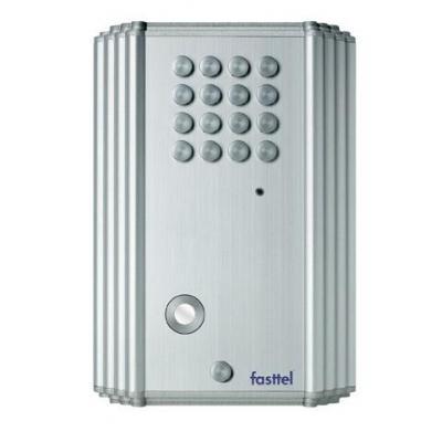 Fasttel deurbel: Flexitalk DB9610V - Grijs