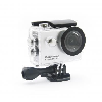 Easypix actiesport camera: GoXtreme Discovery - Zwart, Wit