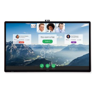 Ctouch touchscreen monitor: Leddura 2Meet - Zwart