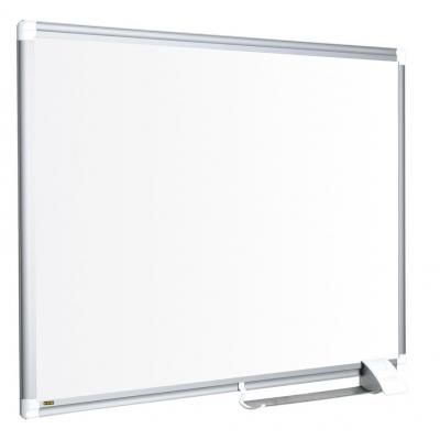 Bi-Office New Generation Maya, 1200 x 900, Lacquered Steel Whiteboard - Aluminium, Wit