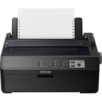 Epson dot matrix-printer: FX-890IIN - Zwart