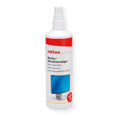 ROLINE beeldschermreiniger TFT Reinigingskit - Rood,Wit