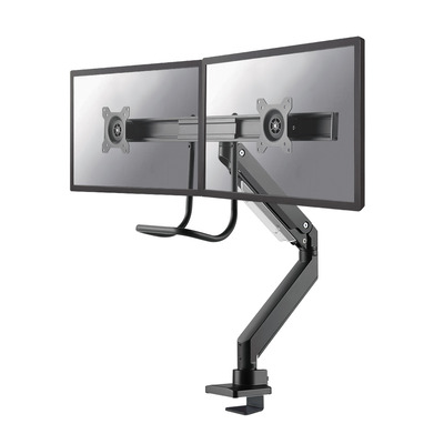 Neomounts by Newstar Select monitor bureausteun Monitorarm - Zwart