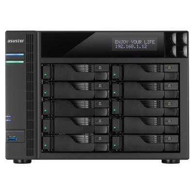 Asustor AS6210T NAS - Zwart