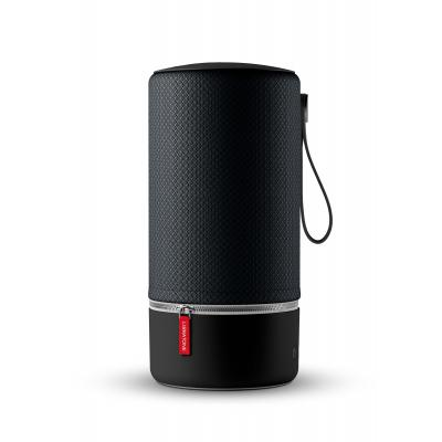 Libratone Speaker: Zipp Wireless Speaker - Nordic Black Graphite Grey