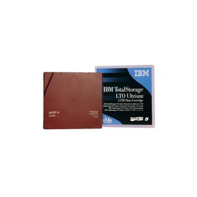 IBM ULTRIUM LTO TAPE CARTRIDGE 1.5TB WORM datatape