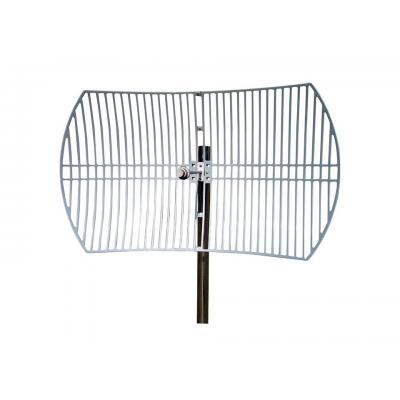Tp-link antenne: TL-ANT5830B - Zwart, Wit