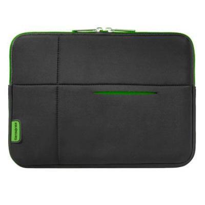 Samsonite laptoptas: Airglow - Zwart, Groen