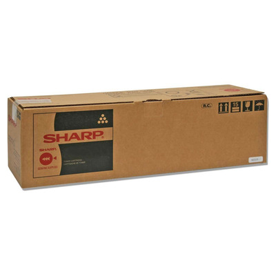Sharp Cartridge MX-51GTMA - Magenta - Laser - 18000 Pages Toner - Zwart