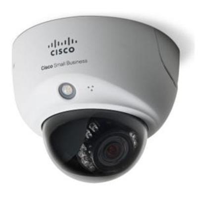 Cisco beveiligingscamera: 6930 - Zwart, Wit