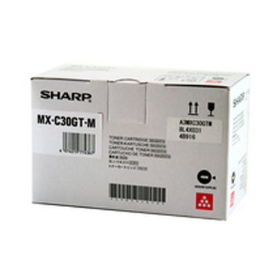 Sharp MXC30GTM Toner - Magenta