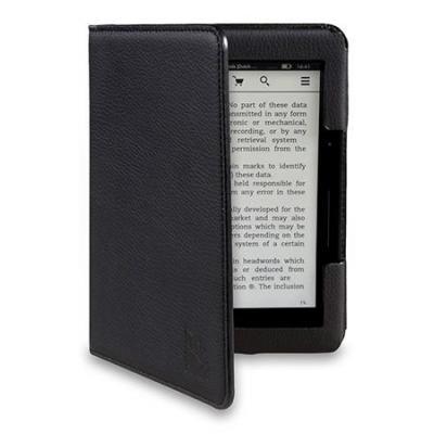 Gecko covers e-book reader case: deluxe - Zwart