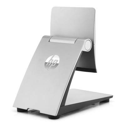 HP RP9 retail compacte standaard Multimedia kar & stand - Zilver