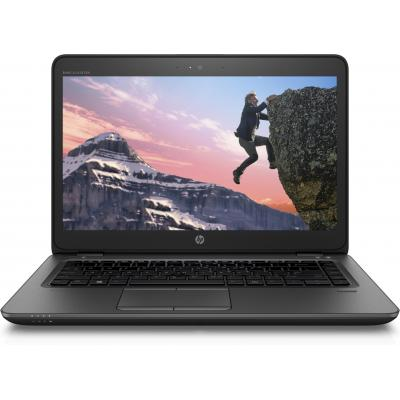 Hp laptop: ZBook 14u G4 - Zwart