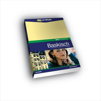 Eurotalk educatieve software: Talk Business, Leer Baskisch (Gemiddeld, Gevorderd)