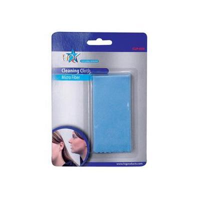 Hq reinigingskit: Microfiber Schoonmaakdoek, Blauw