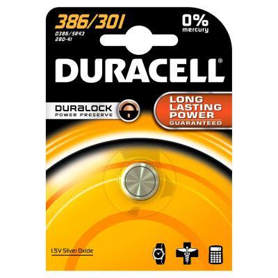 Duracell batterij: 301