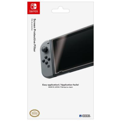 Hori screen protector: Screen Protective Filter for Nintendo Switch