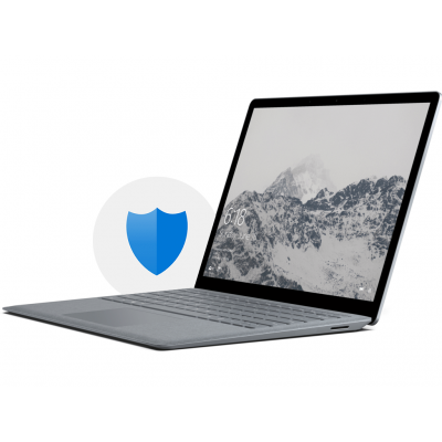Microsoft garantie: Complete for business 4 jaar garantie voor Surface Laptop