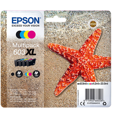 Epson C13T03A64010 inktcartridges