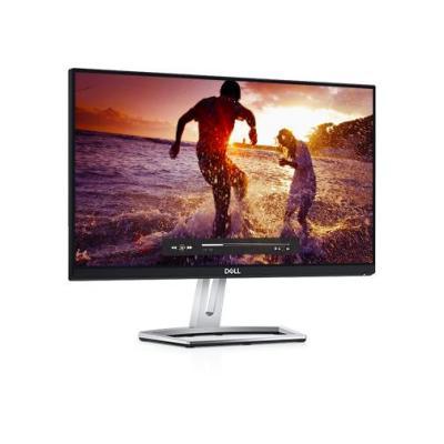 Dell monitor: S Series S2218M - Zwart