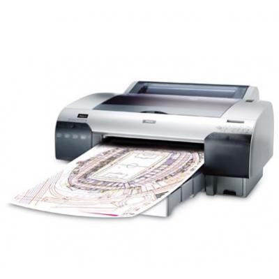 Epson grootformaat printer: Stylus Pro 4450 Photo Black Edition