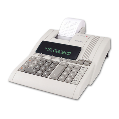 Olympia CPD 3212 T Calculator