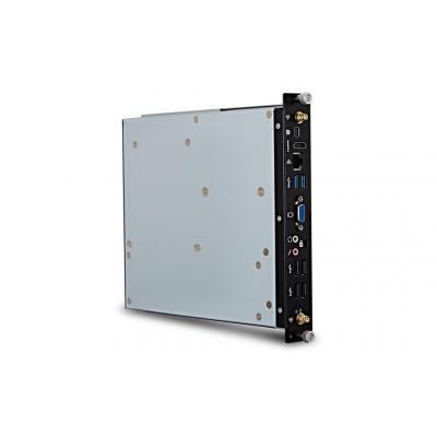 Viewsonic mediaspeler: DDR3 SDRAM 4GB, 500GB, Bluetooth 4.0, 1.97 kg, 248 x 217 x 33 mm - Zwart, Grijs