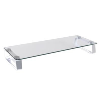LogiLink BP0027 Monitorarm - Metallic, Transparant