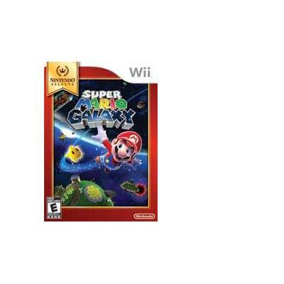 Nintendo game: Super Mario Galaxy