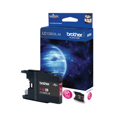 Brother LC-1280XLM inktcartridge