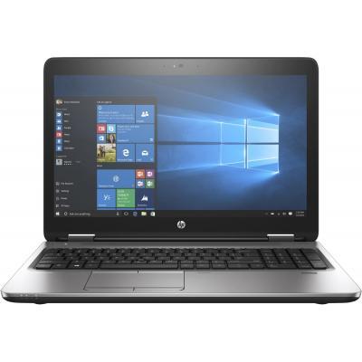 Hp laptop: ProBook 650 G3 - Zilver