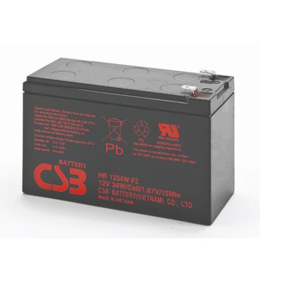 PowerWalker 91010032 UPS batterij - Zwart