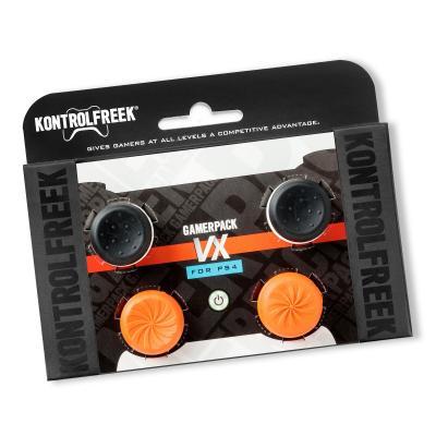 Kontrolfreek : GamerPack VX - Zwart, Oranje