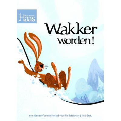 A.w. bruna educatieve software: Mijn Naam is Haas, Wakker Worden