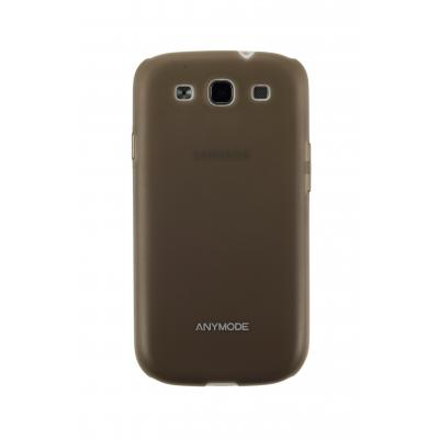 Anymode apparatuurtas: Membrane Case voor Galaxy S3 (Black)